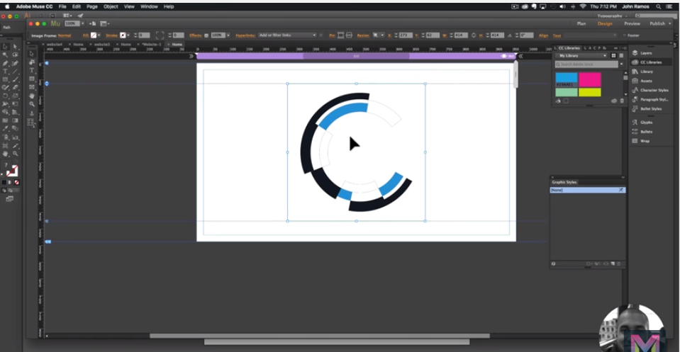 adobe muse is for designers